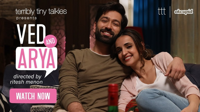 Ved and Arya Sanaya Irani Nakuul Mehta Short Film TTT