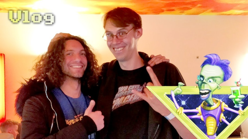 I met the Grumps JackSepticEye | Contest winners | Happy birthday, Scott Murphy