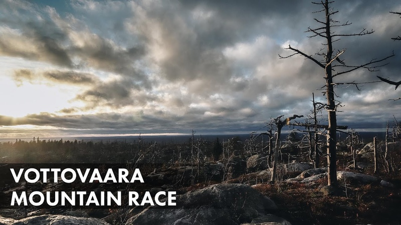 Vottovaara Mountain Race 100 teaser