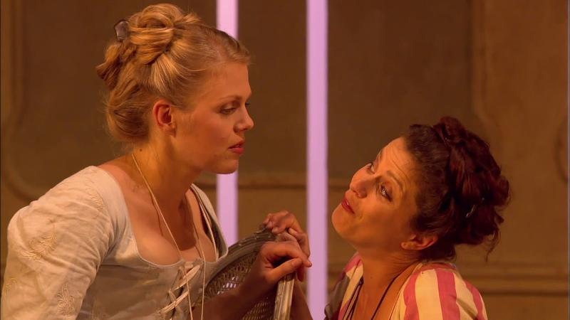 Così fan tutte 'È amore un ladroncello' 'Love is a thief' Glyndebourne