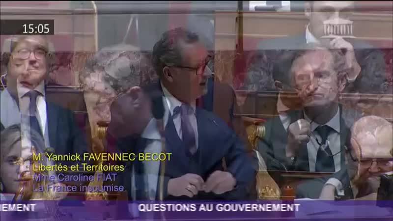 Puisquon en reparle voici la vidéo Il y a un mois @CarolineFiat54 demande une minute de silence à lAssemblée nationale pour un