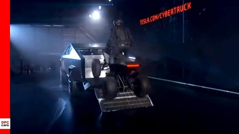 Tesla ATV Unveiling