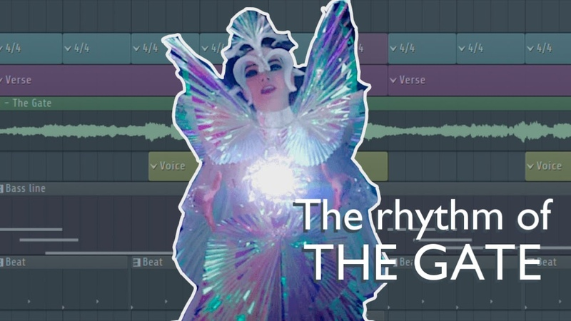 Analysis of the Rhythm of The Gate Björk