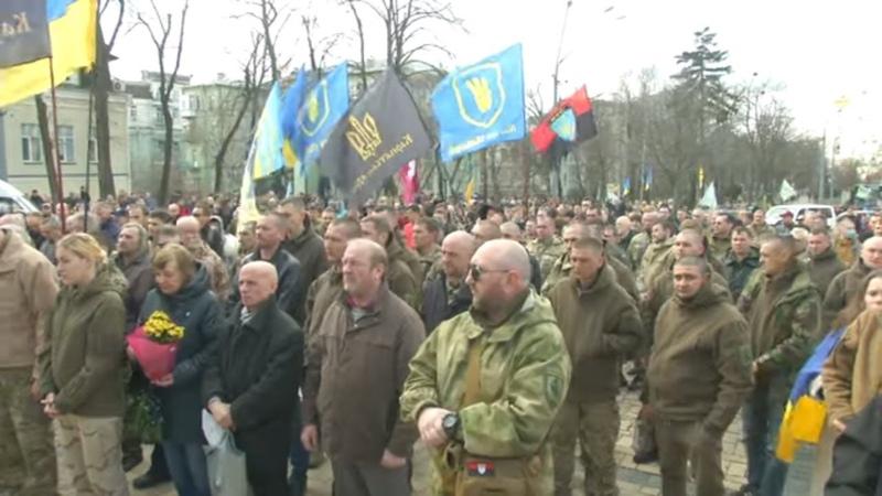 Стоп Реванш: ветерани, волонтери й активісти проти політики Зеленського | Невигадані історії