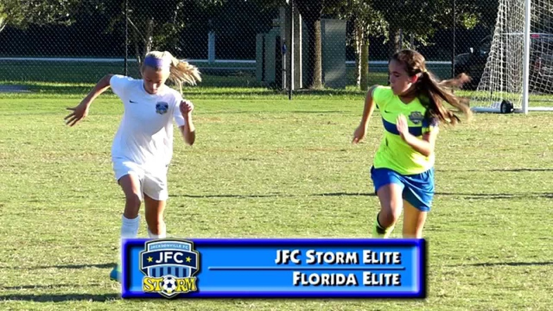 JFC Storm U13 vs Florida Elite 10 04 2015