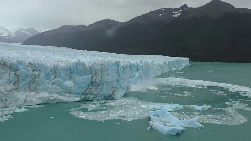 Экспедиция на Край Света 6 Бросок на Огненную Землю Ледник Сверхбутерброд Магелланов пролив