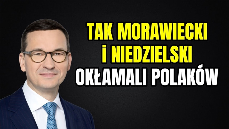 Kłamstwa Morawieckiego i Niedzielskiego wyszły na jaw 21 listopada zapowiadali powrót do stref