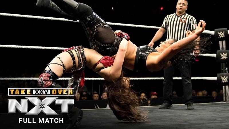 FULL MATCH Shayna Baszler vs Io Shirai NXT Women's Title Match NXT TakeOver XXV