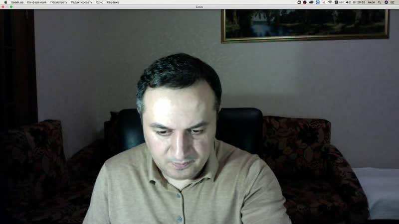 Акоп Гумашян - live via Restream.io