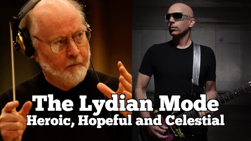 The Lydian Mode | Why Film Composers and Rock Guitarists Love This Sound