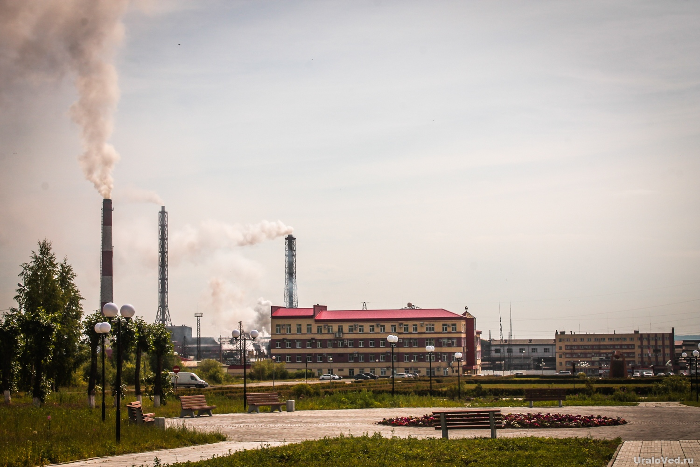 Дымы Красноуральска