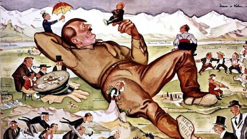 Гитлер и его идеологические утопии получившие практику 9 я серия Леонид Млечин Вспомнить всё