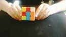 Как собрать кубик Рубика 3Х3. Часть 2. Первая сторона.