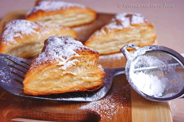 Фото: Слойки<br><br>Первым делом хочу сказать о своем открытии!<br>Девочки из Турции, попробуйте это слоеное тесто - оно такоооооое вкусное!<br>Именно в так