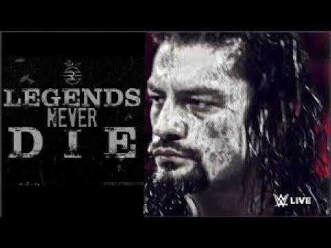 WWE Roman Reigns Tribute Legends Never Die HD