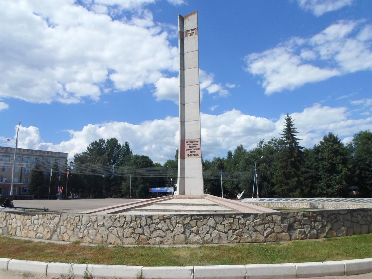 Добровольцы из Петровска участвуют в создании Всероссийской виртуальной карты объектов исторического значения
