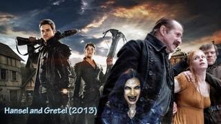 Охотники на ведьм/Hansel & Gretel: Witch Hunters, 2013 (18+)