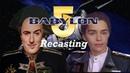 Recasting Babylon 5 for Today   Season 1 Major Characters