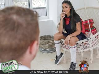 Claire Black [PornMir, ПОРНО, new Porn, HD 1080, All Sex, Doggystyle, Facial, Uniform, School Girl, Teen, Stockings]