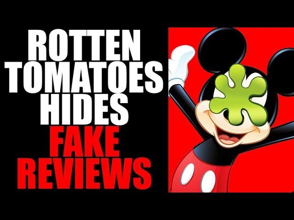 Rotten Tomatoes Disney EXP0SED Over 1,000 FAKE Reviews HID for Star Wars Resistance