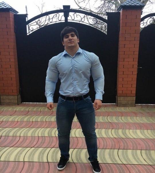 Асхаб Тамаев на массе