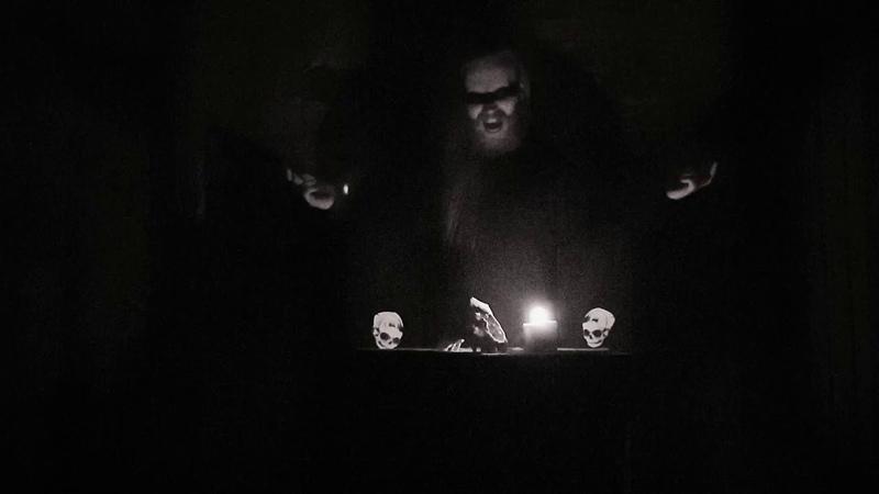 Kohtukuolema - Aallotar (Official Video) - Raw Black Metal (Finland)
