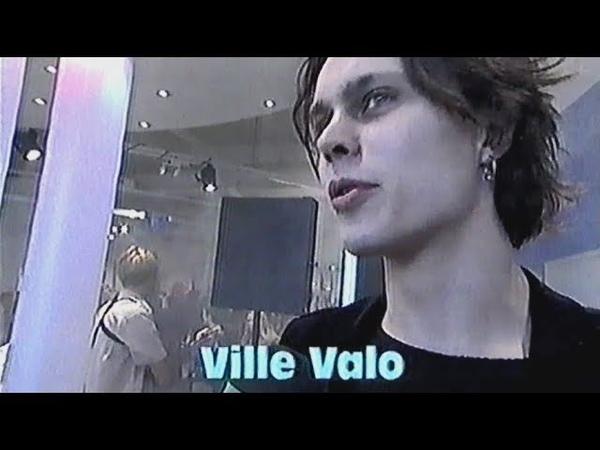 Ville Valo interview Jyrki 2000 ENGLISH SUBTITLES