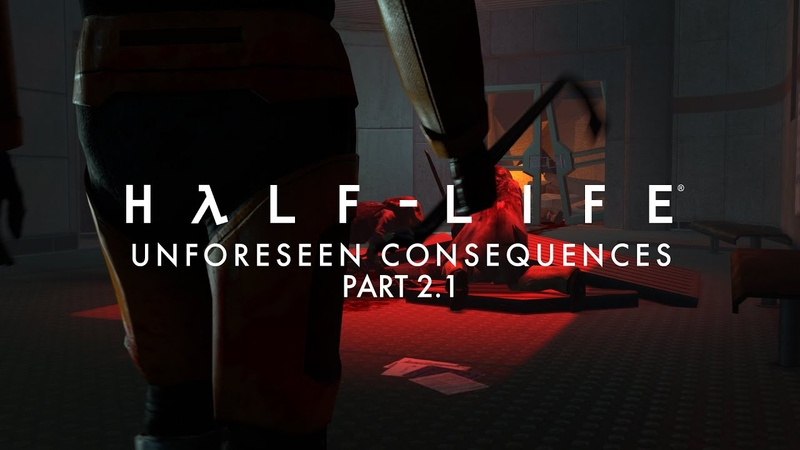 Half-Life - Unforeseen Consequences Part 2.1 [SFM]