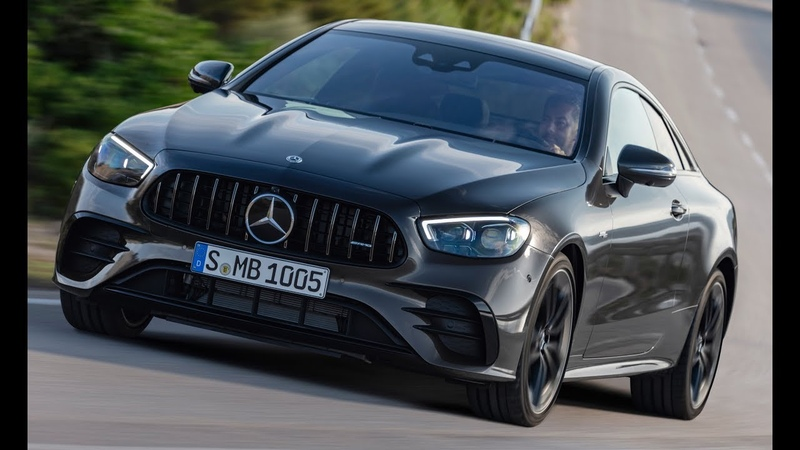 2021 Mercedes Benz E Class Coupe and Cabriolet First Look