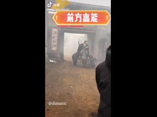 Лошади в китайском кино