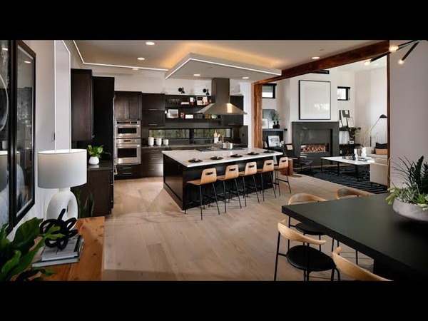 Desert Modern Home For Sale Summerlin, Strip View | 3,262 Sqft | Infinity Pool | 4 BD, 3.5 BA, 3 CR