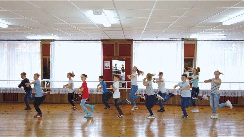 Двигайся замри танцы для детей