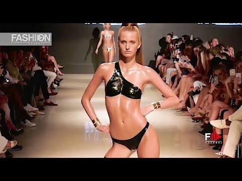 THE BLACK TAPE PROJECT Swim AHF Beach 2018 SS 2019 Miami - Fashion Channel
