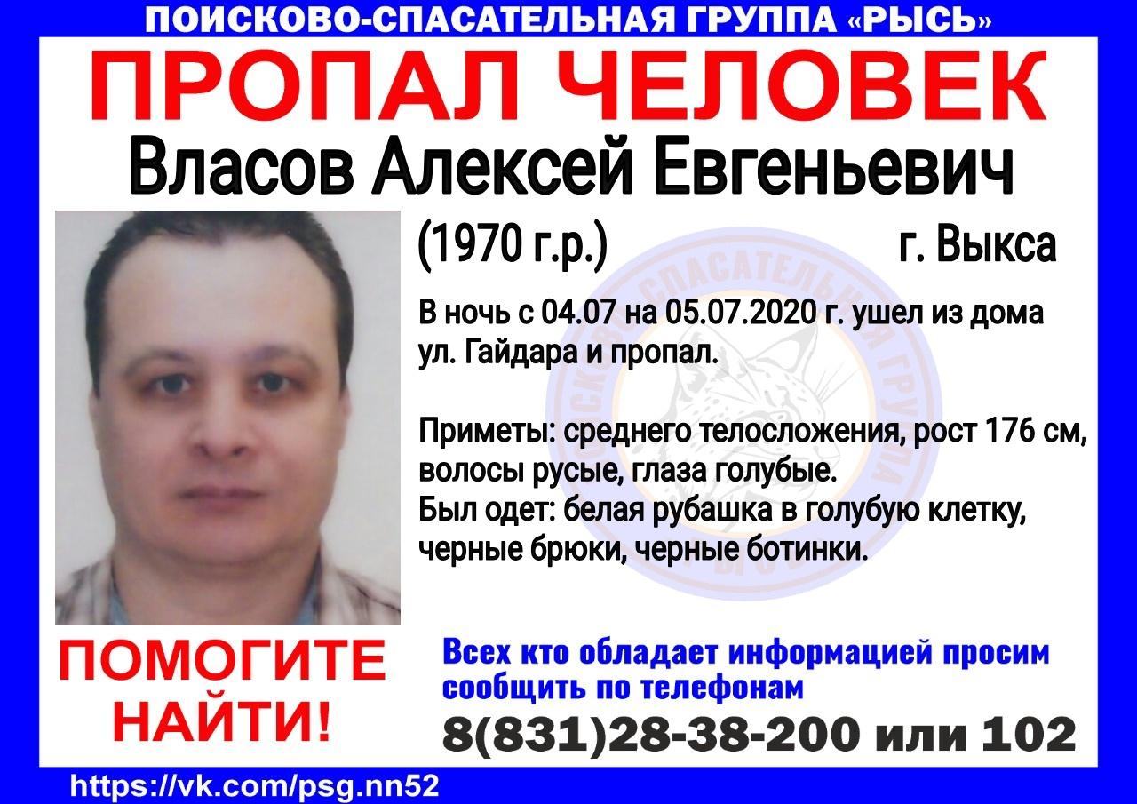 Власов Алексей Евгеньевич