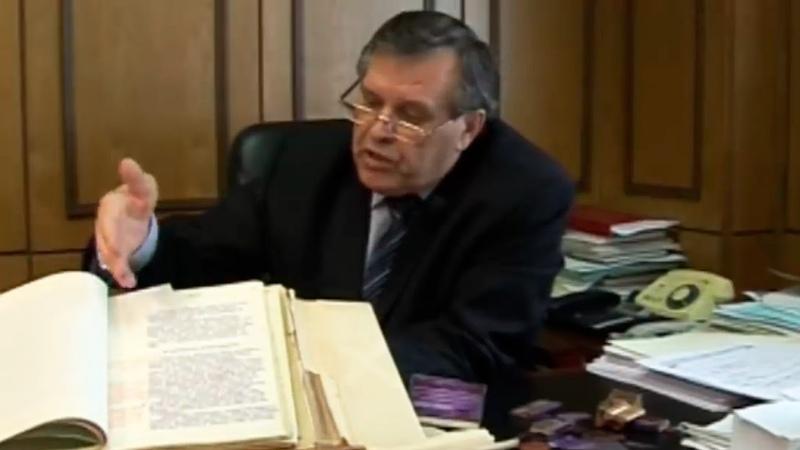 Крупный подлог секретных документов в госархивах После этого заявления депутат В И Илюхин умер