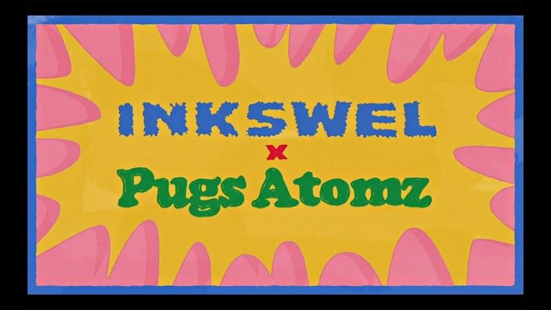 Pugs Atomz Inkswel - 4am Burners feat. Wes Restless