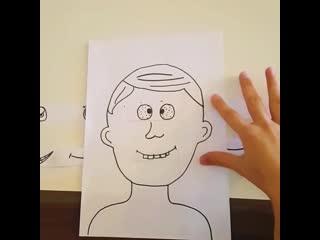 Интересный способ изучения эмоций с детьми