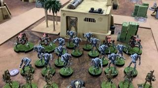 Star Wars Legion Battle Report Ep 32: Grievous vs All the Rebel Heroes