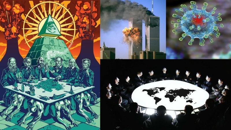 Алекс Джонс Коронавирус 11 сентября в Глобальном Масштабе