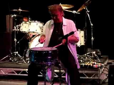 Ian Paice Snare Drum Rudiments