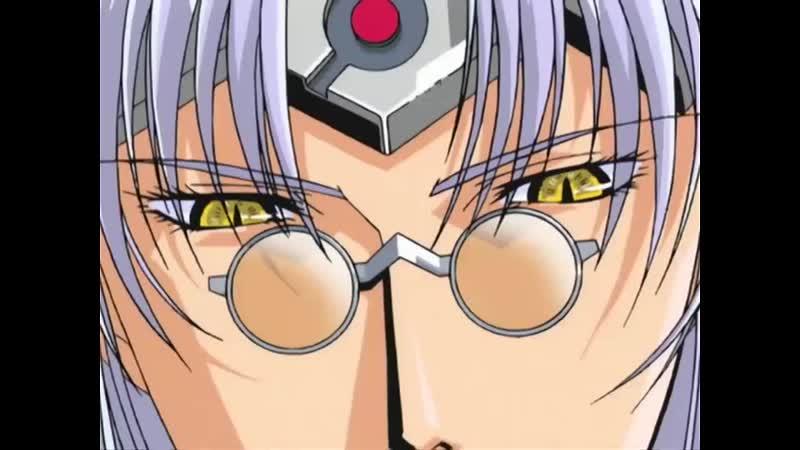 Смерть Эксель (момент из аниме Heppoko Jikken Animation Excel Saga)