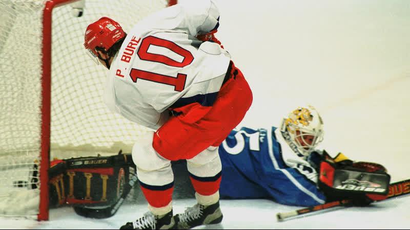 Олимпиада_Нагано_1998_Хоккей_Финляндия_Россия