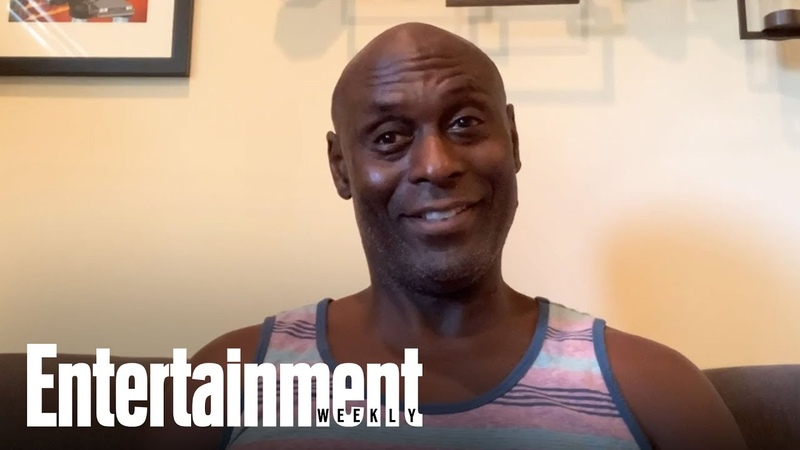 Lance Reddick's Guide To Watch 'The Wire ' 'Fringe ' 'Bosch ' Quick Binge Entertainment Weekly