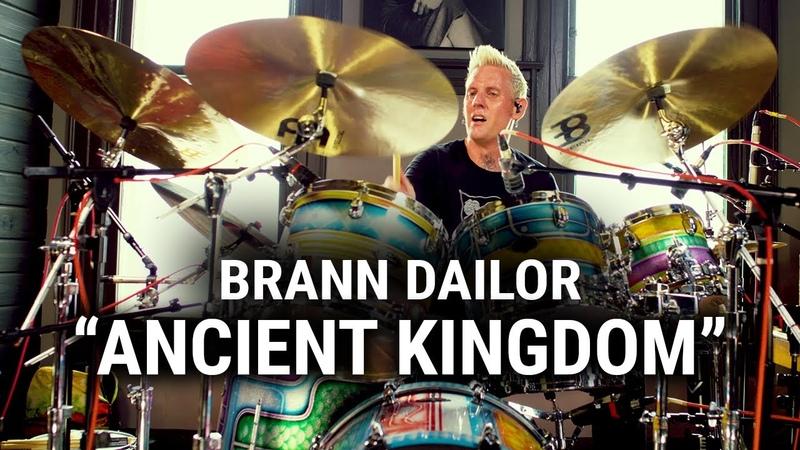 Meinl Cymbals - Brann Dailor - Ancient Kingdom