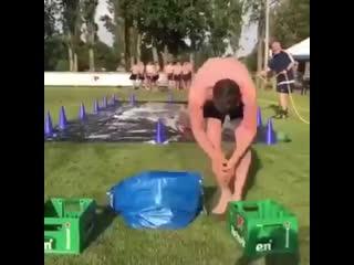 Да здравствует спорт - классная эстафета) -