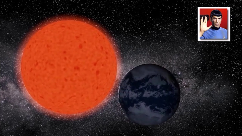 Star Trek's Planet Vulcan Found Orbiting 40 Eridani A This Star can be seen with the Naked Eye