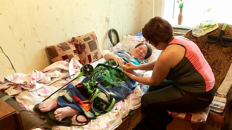 К уходу на дому за костромскими лежачими больными подключились частные организации