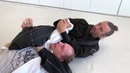 Sneaky Back Triangle Chokes from S Mount Jiu Jitsu