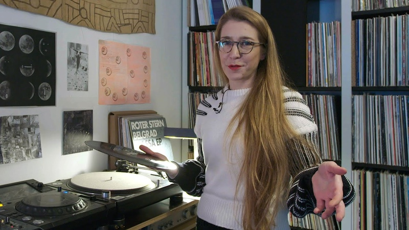 Lena Willikens Five Favourite B-Sides (Electronic Beats TV)
