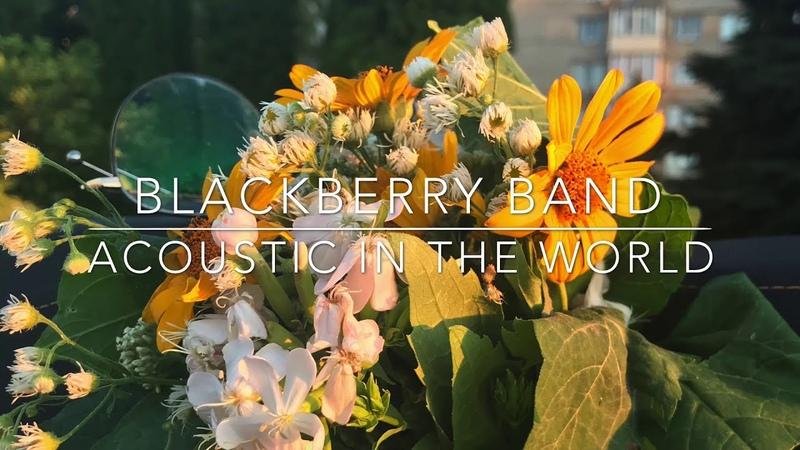 BlackBerry Band Покоряет Улицы Днепра Кавер Группа Кавер Группа